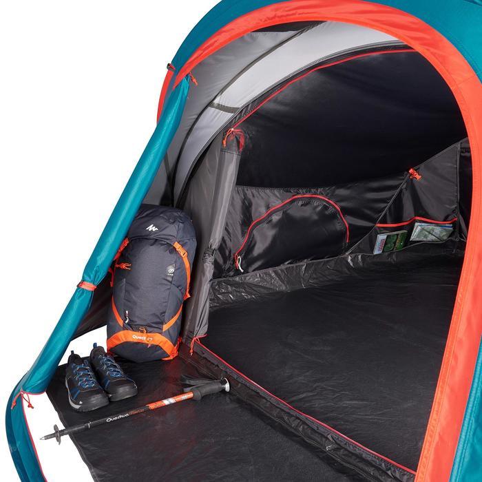 Tente de camping 2 SECONDS 3 XL FRESH&BLACK | 3 personnes blanche - 1259545