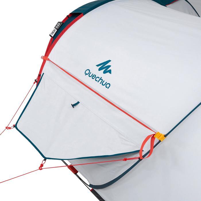 Tente de camping 2 SECONDS 2 XL FRESH&BLACK | 2 personnes blanche - 1259548