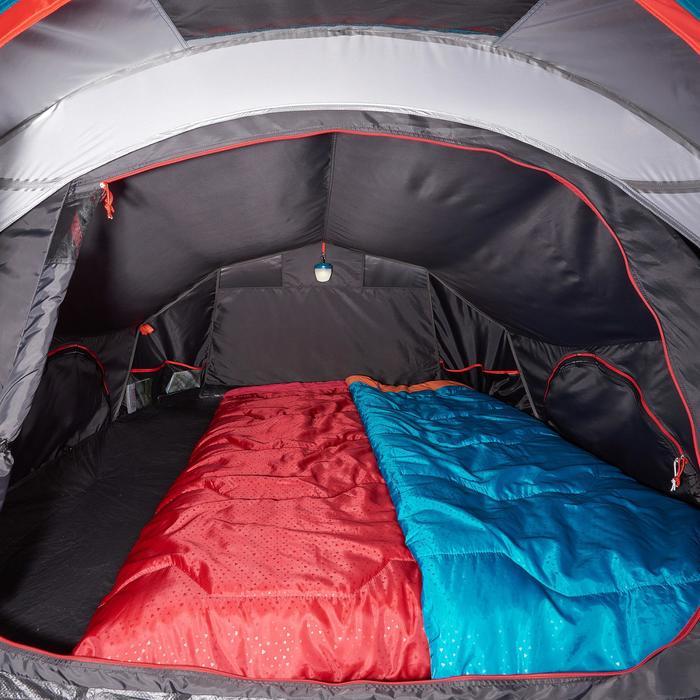 Tente de camping 2 SECONDS 2 XL FRESH&BLACK | 2 personnes blanche - 1259551