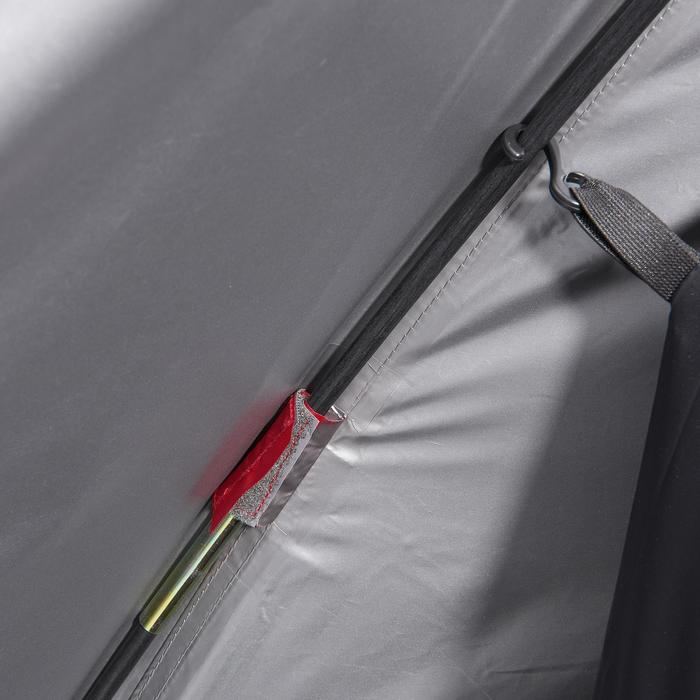 Tente de camping ARPENAZ 3 XL FRESH&BLACK | 3 personnes blanche - 1259556