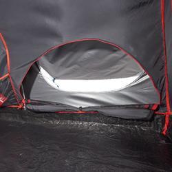 Opblaasbare tent Air Seconds 6.3 F&B - 6 personen - 3 kamers