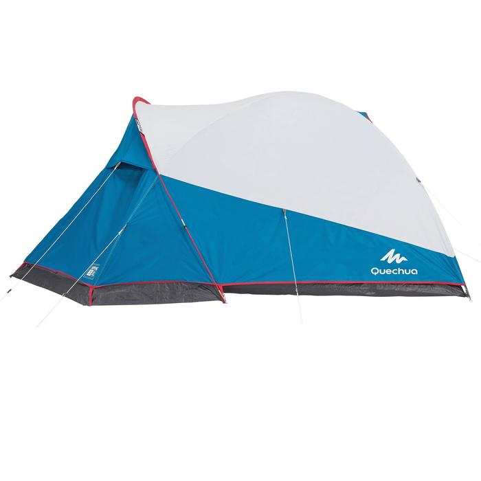 ARPENAZ 3 XL FRESH & BLACK camping tent | 3 persons white - 1259561