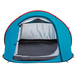 2 SECONDS camping tent | 2 person blue