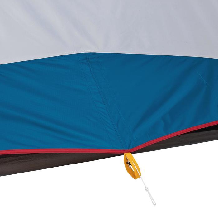 Tente de camping ARPENAZ 3 XL FRESH&BLACK | 3 personnes blanche - 1259576