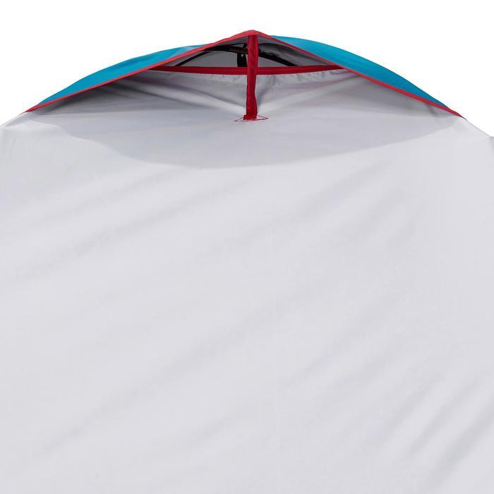 Tente de camping ARPENAZ 2 XL FRESH&BLACK | 2 personnes blanche - 1259591