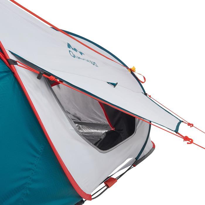 Tente de camping 2 SECONDS 3 XL FRESH&BLACK | 3 personnes blanche - 1259594