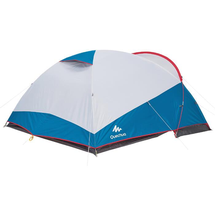 Tente de camping ARPENAZ 3 XL FRESH&BLACK | 3 personnes blanche - 1259599