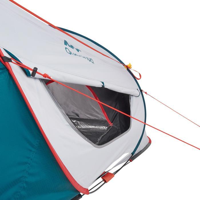 Tente de camping 2 SECONDS 3 XL FRESH&BLACK | 3 personnes blanche - 1259605