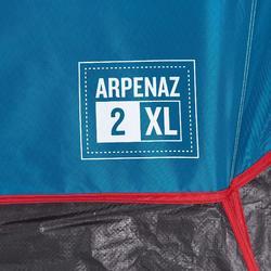 Tienda de campaña ARPENAZ 2 XL FRESH&BLACK | 2 personas blanco
