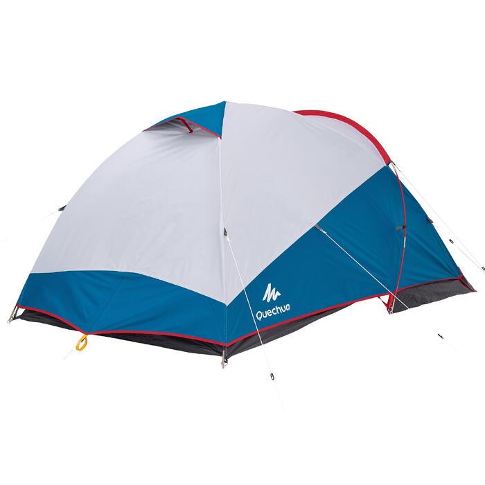 Tente de camping ARPENAZ 2 XL FRESH&BLACK | 2 personnes blanche - 1259611