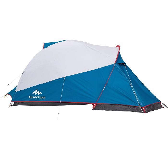 Tente de camping ARPENAZ 2 XL FRESH&BLACK | 2 personnes blanche - 1259613
