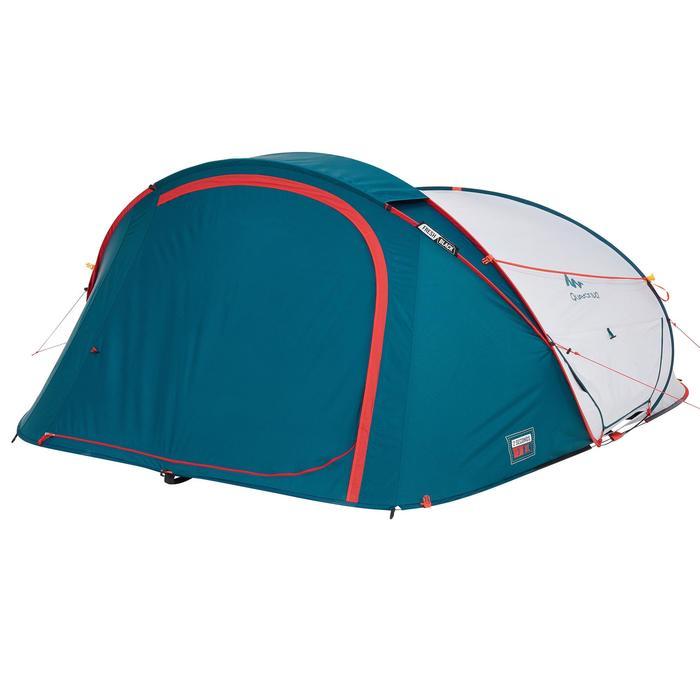 Tente de camping 2 SECONDS 3 XL FRESH&BLACK | 3 personnes blanche - 1259622