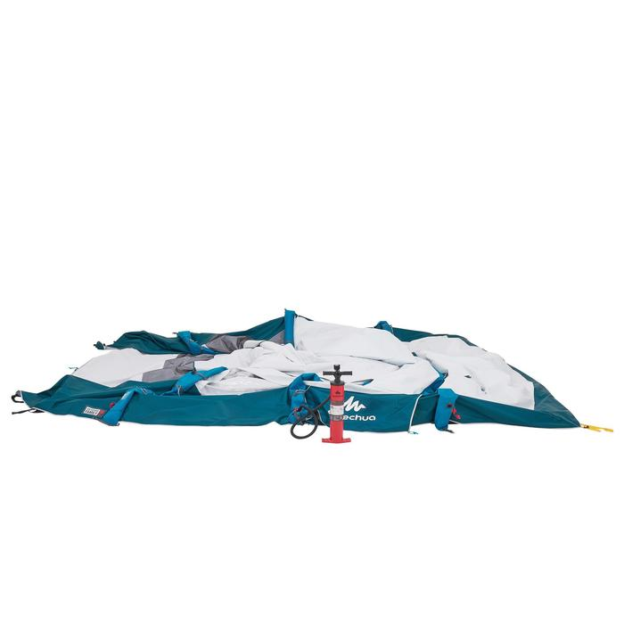 Opblaasbaar tent Air Seconds 5.2 F&B - 5 personen - 2 slaapcompartimenten