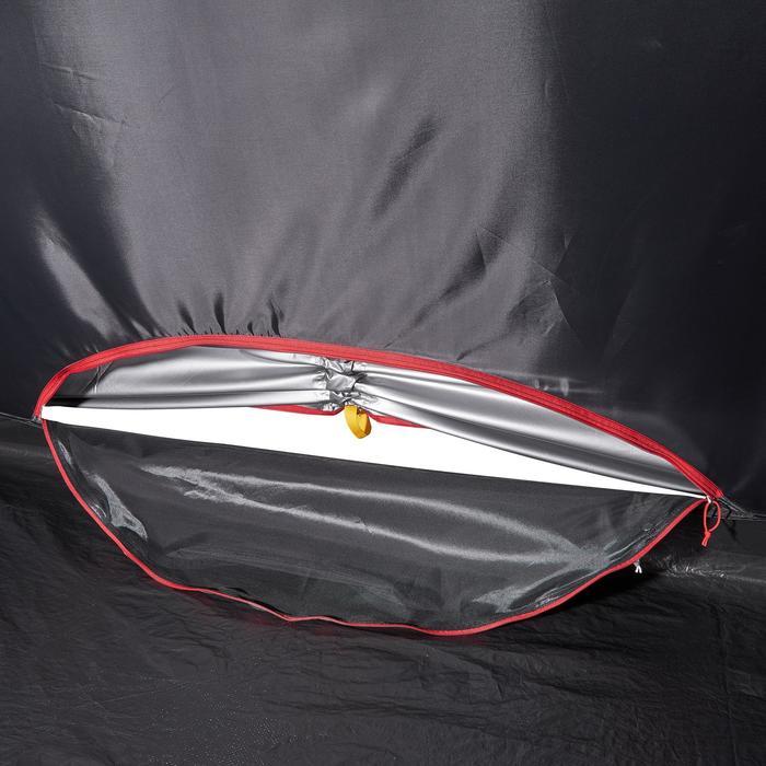 Tente de camping ARPENAZ 3 XL FRESH&BLACK | 3 personnes blanche - 1259632
