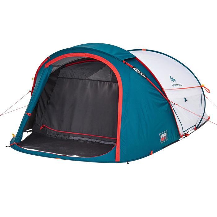 Tente de camping 2 SECONDS 2 XL FRESH&BLACK | 2 personnes blanche - 1259637