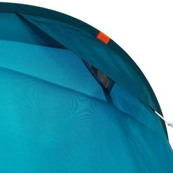 Tente de camping 2 SECONDS | 2 personnes bleu
