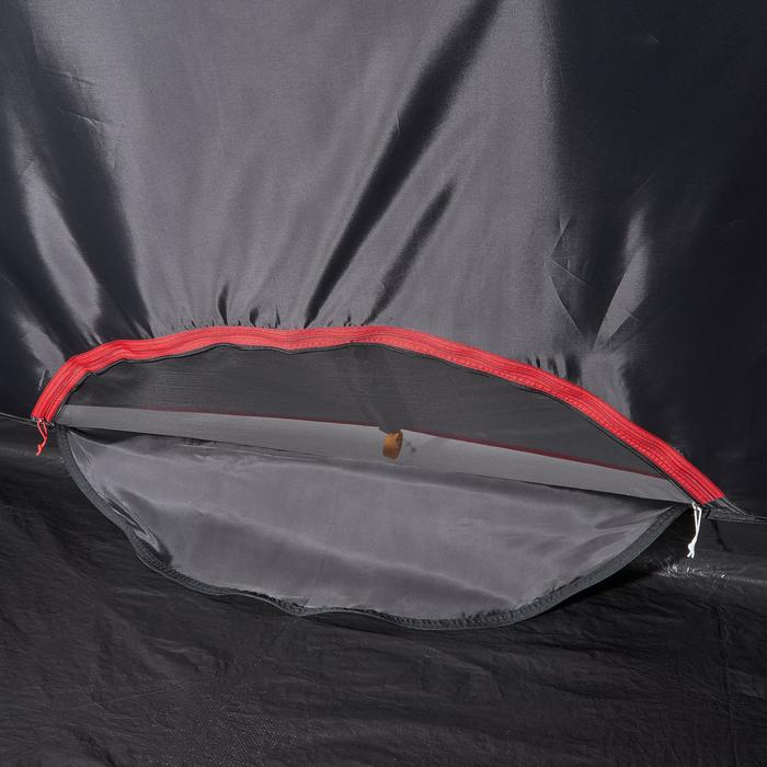 Tente de camping ARPENAZ 3 XL FRESH&BLACK | 3 personnes blanche - 1259653