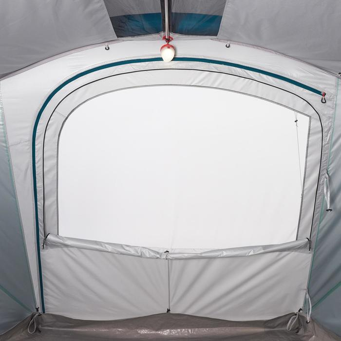 Tente de camping familiale Air seconds family 6.3 XL Fresh & Black I 6 personnes - 1259656