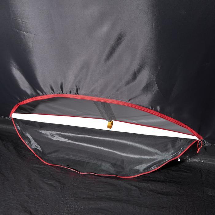 Tente de camping ARPENAZ 3 XL FRESH&BLACK | 3 personnes blanche