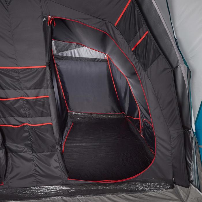 Tente de camping familiale Air seconds family 6.3 XL Fresh & Black I 6 personnes - 1259665