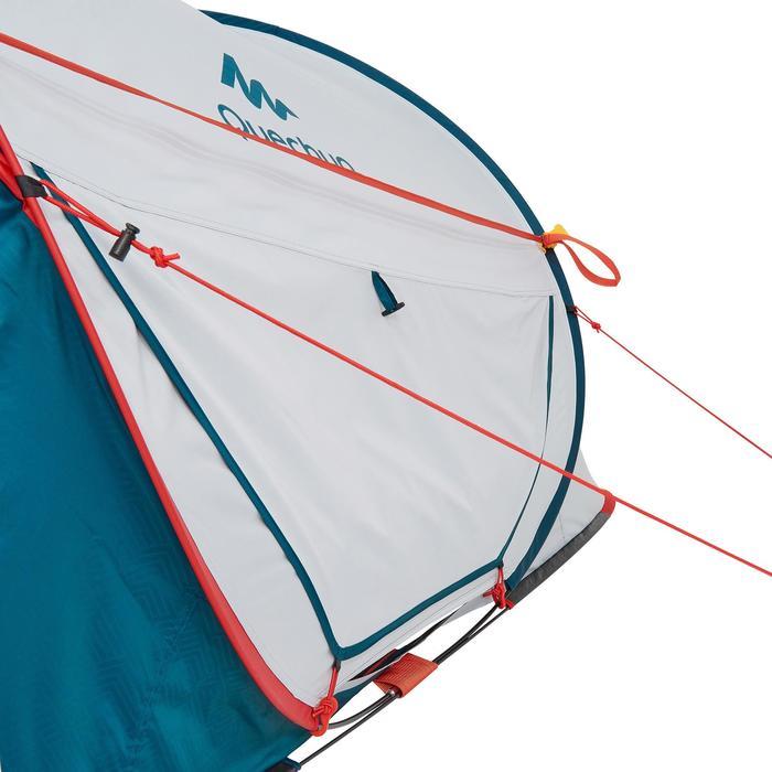 Tente de camping 2 SECONDS 2 XL FRESH&BLACK | 2 personnes blanche - 1259668