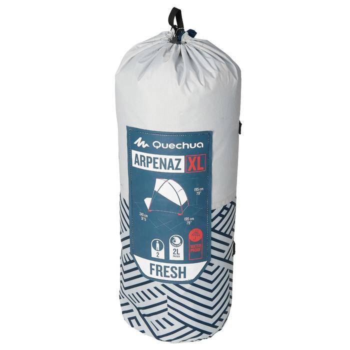 Schutzzelt NH Arpenaz XL Fresh wasserdicht
