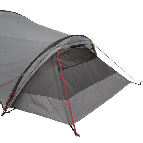 Next  sc 1 st  Quechua & Quickhiker Ultralight trekking tent 3 persons light grey | Quechua