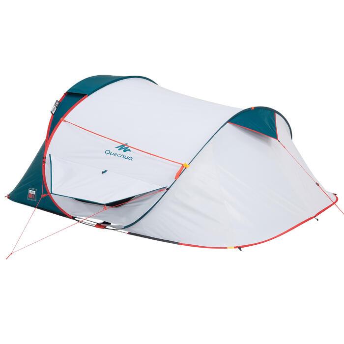 Tente de camping 2 SECONDS 3 XL FRESH&BLACK | 3 personnes blanche - 1259676