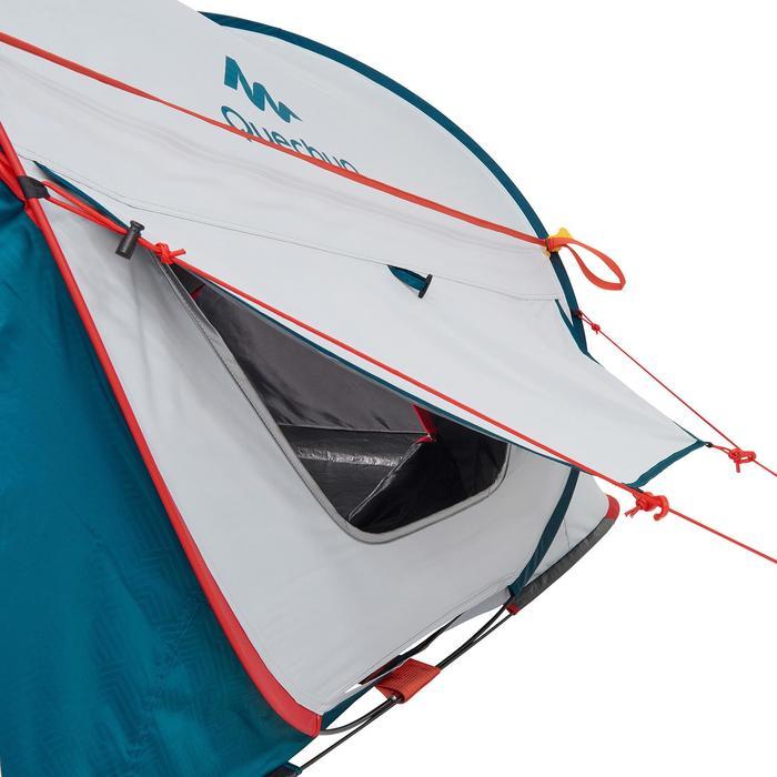 Tente de camping 2 SECONDS 2 XL FRESH&BLACK | 2 personnes blanche - 1259686