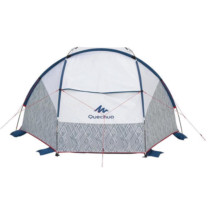 ABRI À ARCEAUX DE CAMPING - ARPENAZ COMPACT XL FRESH - 2 ADULTES