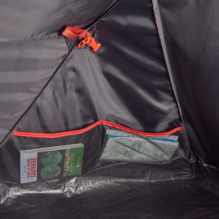 Tente de camping 2 SECONDS 3 XL FRESH&BLACK | 3 personnes blanche - 1259691