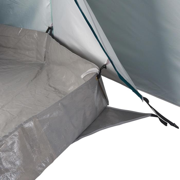 Inflatable camping tent - Air Seconds 5.2 F&B - 5 People - 2 Inner tubes