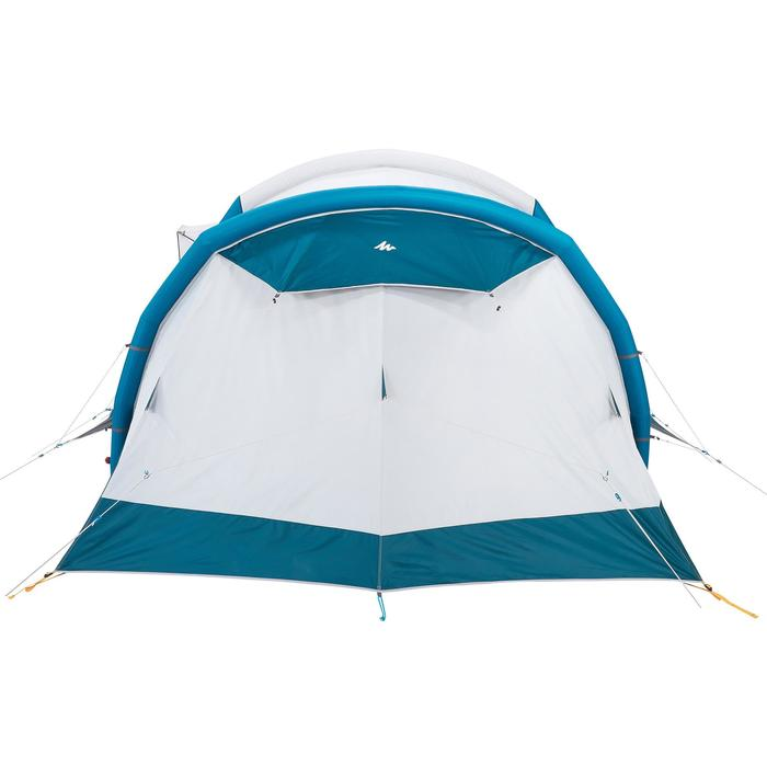 Tente de camping familiale Air seconds family 6.3 XL Fresh & Black I 6 personnes - 1259699
