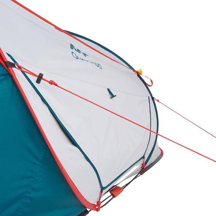 Tente de camping 2 SECONDS 3 XL FRESH&BLACK | 3 personnes blanche - 1259700