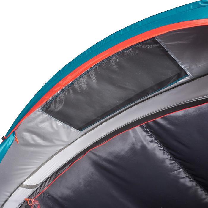 Tente de camping 2 SECONDS 3 XL FRESH&BLACK | 3 personnes blanche - 1259702