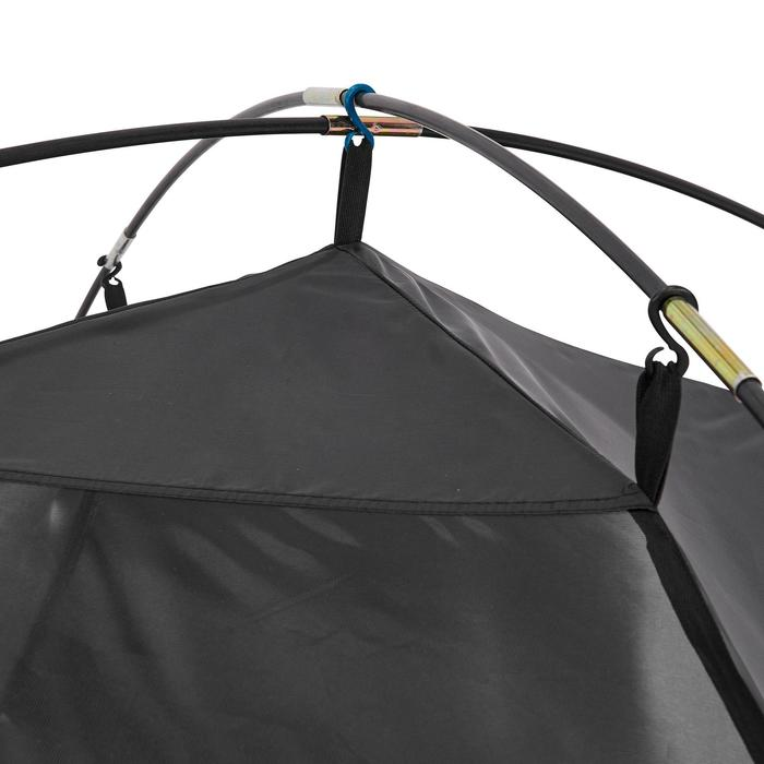 Tente de camping ARPENAZ 2 XL FRESH&BLACK | 2 personnes blanche - 1259706