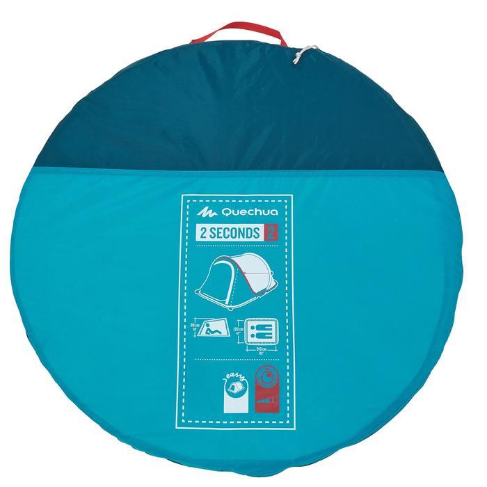 Tente de camping 2 SECONDS | 2 personnes - 1259708