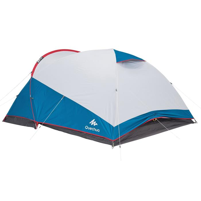 ARPENAZ 3 XL FRESH & BLACK camping tent | 3 persons white - 1259710