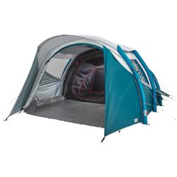 Tente de camping gonflable AIR SECONDS 5.2 FRESH&BLACK | 5 Personnes 2 Chambres