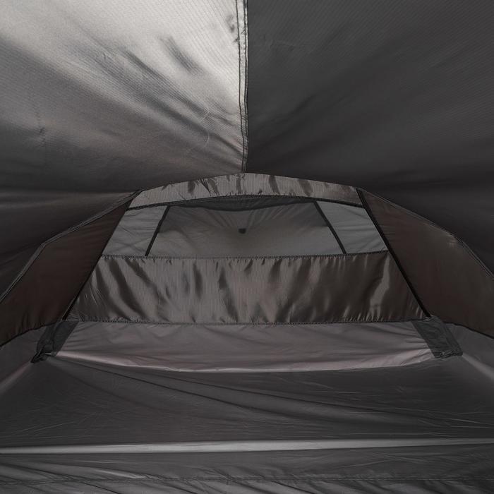 Tente de trek Quickhiker Ultralight 3 personnes gris clair - 1259719
