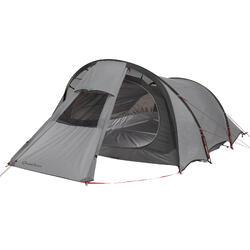 Quickhiker Ultralight trekking tent 3 persons light grey