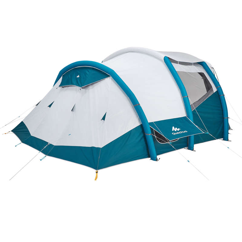 SPARE PARTS FAMILY/BASE CAMP TENTS Camping - Air Seconds 5.2 XL Flysheet QUECHUA - Tent Spares and Accessories