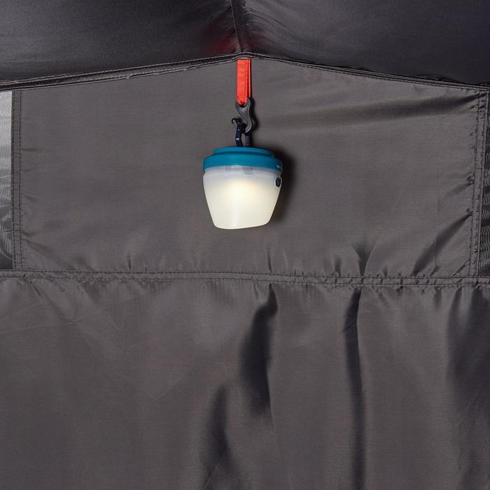Tente de camping 2 SECONDS 3 XL FRESH&BLACK | 3 personnes blanche - 1259733