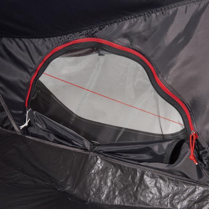 Tente de camping 2 SECONDS 2 XL FRESH&BLACK | 2 personnes blanche - 1259739