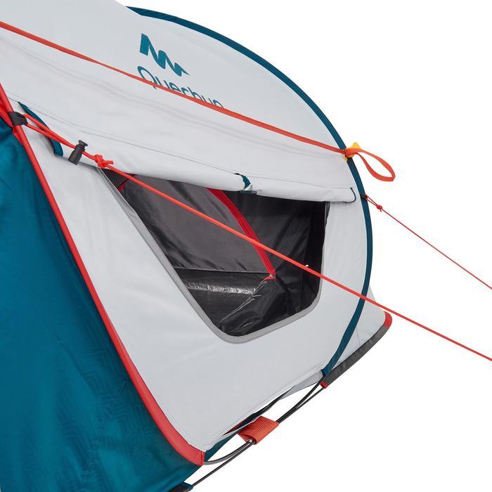 Tente de camping 2 SECONDS 2 XL FRESH&BLACK | 2 personnes blanche - 1259740