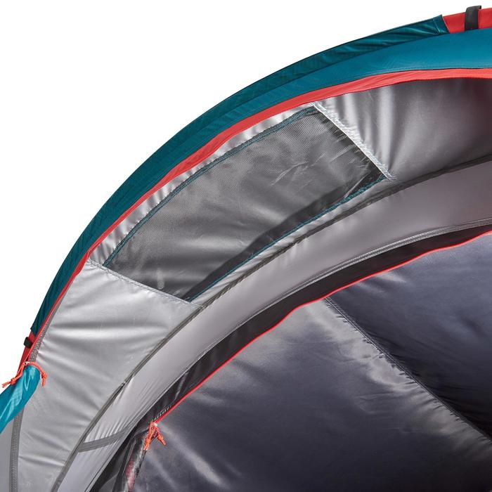 Pop up tent | 2 persoons | Wit | 2 Seconds XL Fresh & Black