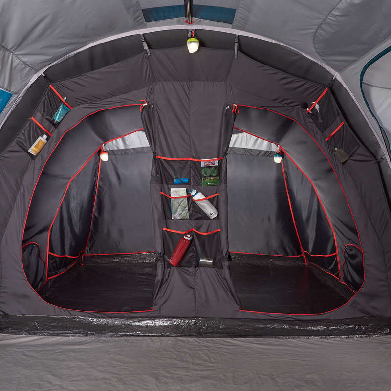 PEZZI DI RICAMBIO TENDE NATURE HIKING Sport di Montagna - Camera e pavimento AIR6.3XLFB QUECHUA - Tende