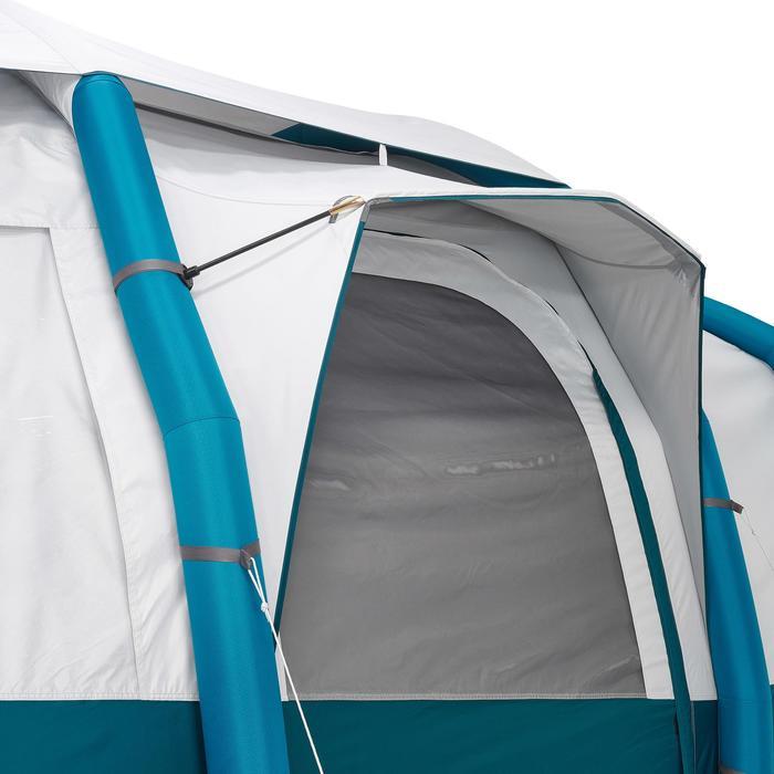 Tente de camping familiale Air seconds family 6.3 XL Fresh & Black I 6 personnes - 1259760