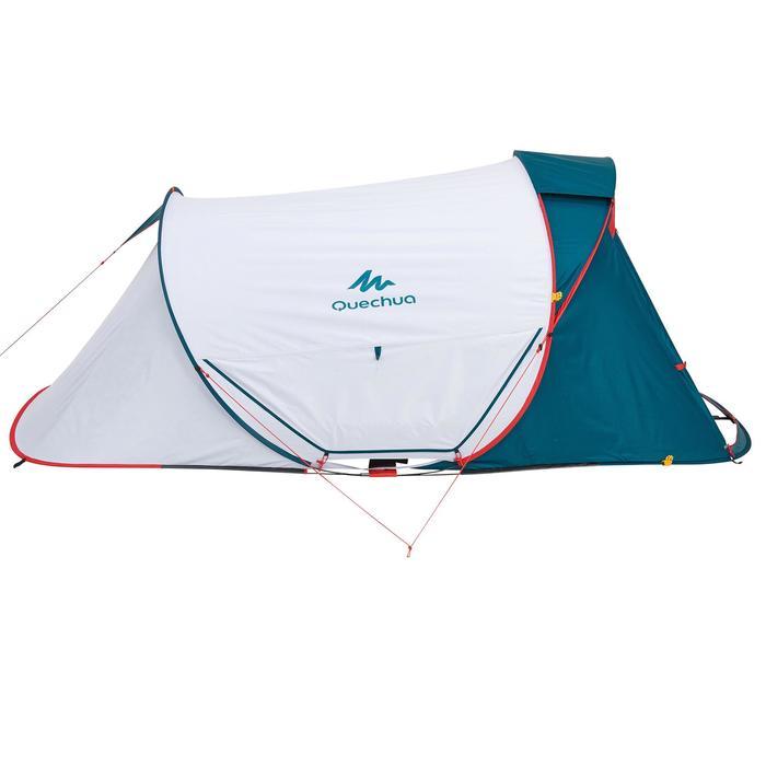 Tente de camping 2 SECONDS 2 XL FRESH&BLACK | 2 personnes blanche - 1259767