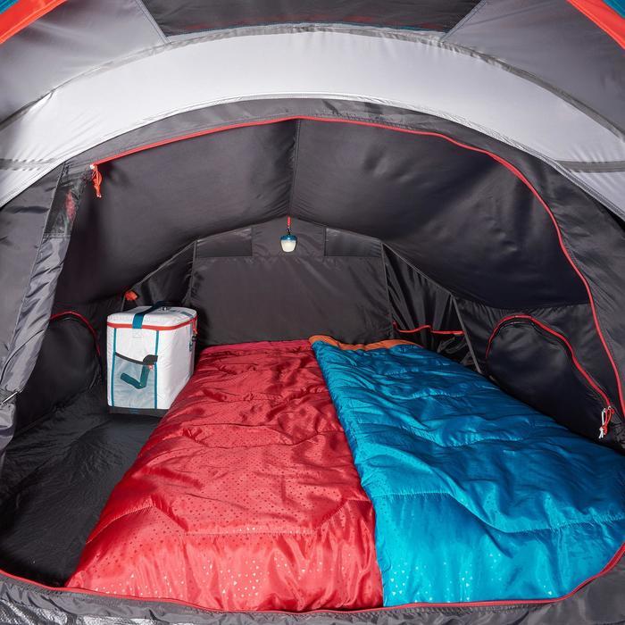 Tente de camping 2 SECONDS 2 XL FRESH&BLACK | 2 personnes blanche